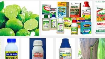 380 loại thuốc bảo vệ thực vật bị loại khỏi danh mục