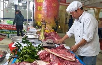 Sẽ nhập khẩu thịt lợn nếu Dịch tả lợn châu Phi làm ảnh hưởng nguồn cung