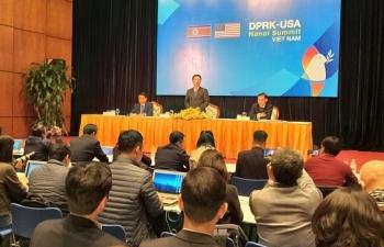 Việt Nam sẵn sàng cho Hội nghị Thượng đỉnh Hoa Kỳ- Triều Tiên