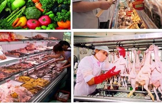 173 cơ sở kinh doanh thực phẩm bị xử phạt hành chính