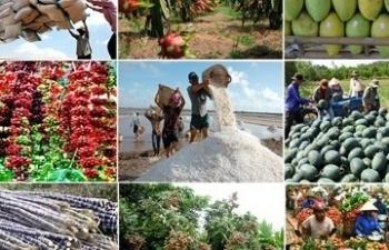 Xuất khẩu nông sản tỷ USD
