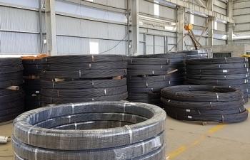 Hòa Phát tung ra thị trường dòng thép dự ứng lực
