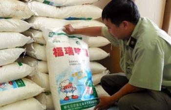 Áp thuế chống bán phá giá tạm thời với bột ngọt Trung Quốc