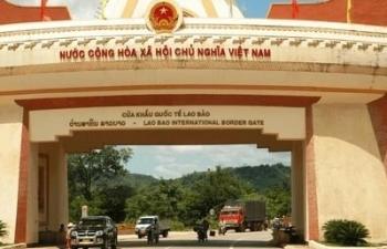 Tạm dừng hoạt động qua lại biên giới với Lào và Campuchia từ 1/4