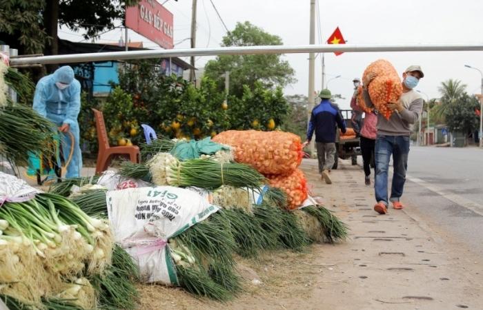 Bộ Công Thương hướng dẫn tiêu thụ nông sản vùng dịch
