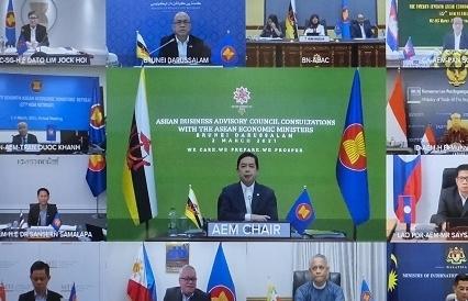 Các Bộ trưởng Kinh tế ASEAN thông qua 10 sáng kiến, ưu tiên hợp tác kinh tế