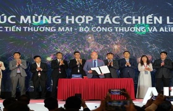 Hơn 10.000 nhà cung cấp Việt Nam hoạt động trên Alibaba.com vào 2024