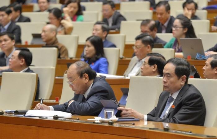 Đại biểu Quốc hội: Làm luật không chặt có thể dẫn đến tham nhũng chính sách