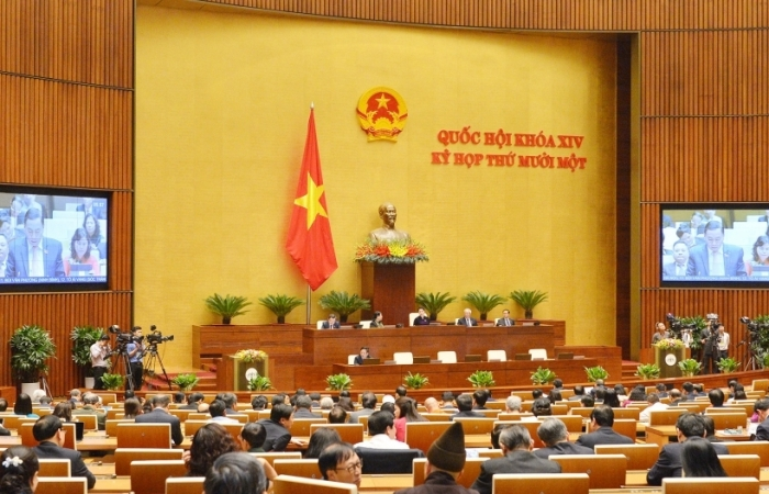 Quốc hội bỏ phiếu miễn nhiệm Chủ tịch Quốc hội