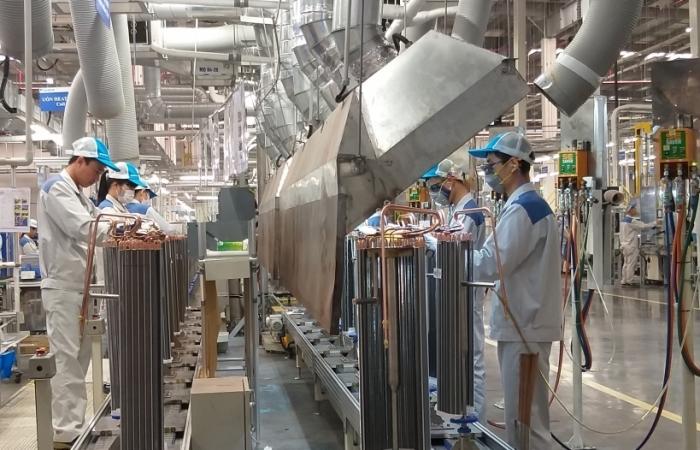 TPHCM: Nhiều ngành sản xuất công nghiệp đã khởi sắc