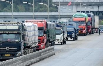 Hàng tồn tại cửa khẩu giáp Trung Quốc, Lào, Campuchia giảm nhẹ