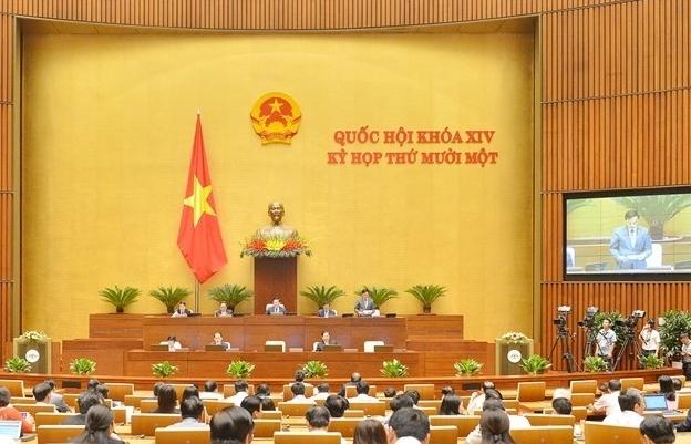 Quốc hội bầu Chủ tịch nước và Thủ tướng Chính phủ