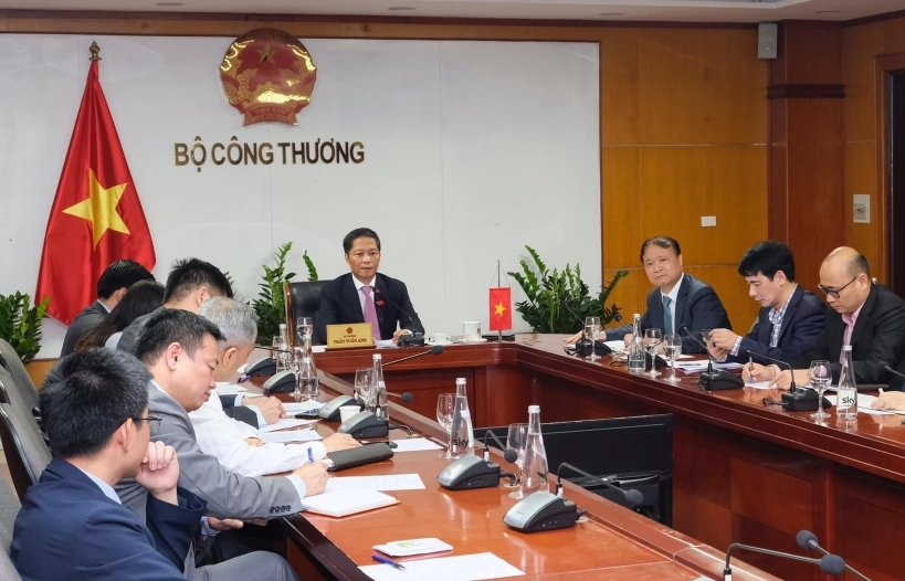 Thương mại Việt Nam-Hoa Kỳ hướng tới 100 tỷ USD cả năm 2021