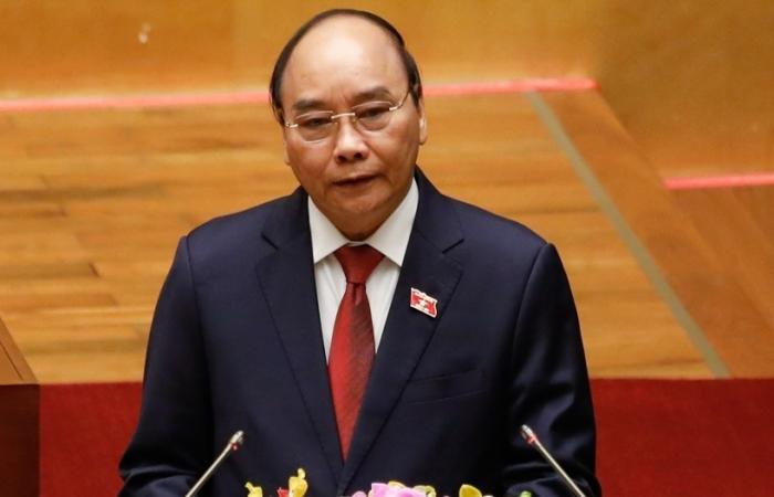 """Chủ tịch nước Nguyễn Xuân Phúc: """"Tôi hứa tận tâm, tận lực, chí công, vô tư"""""""