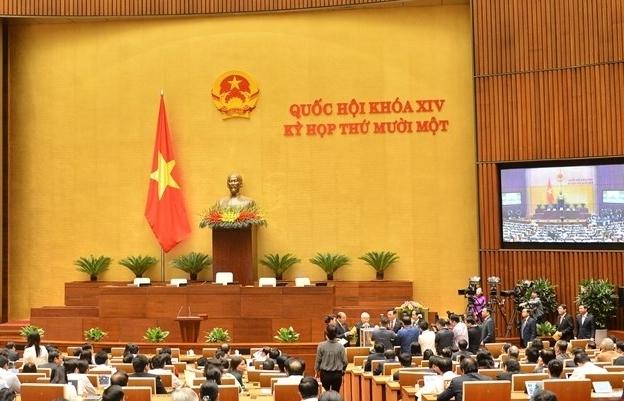 Quốc hội phê chuẩn miễn nhiệm một số Phó Thủ tướng, Bộ trưởng