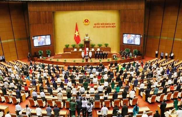 Kiện toàn nhân sự, bế mạc Kỳ họp thứ 11, Quốc hội khóa XIV