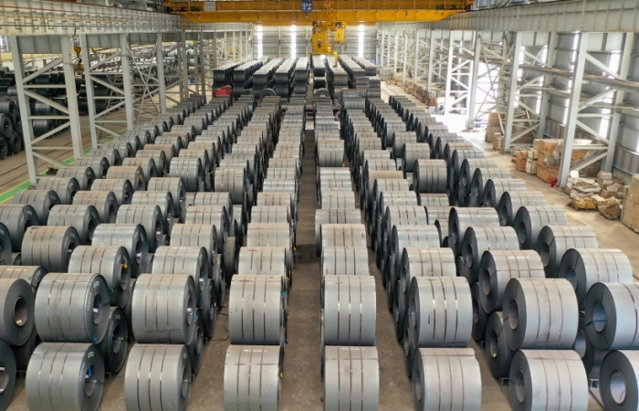 Hòa Phát đạt kỷ lục bán trên 1 triệu tấn thép/tháng