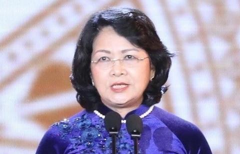 Hơn 93% đại biểu tán thành miễn nhiệm Phó Chủ tịch nước Đặng Thị Ngọc Thịnh