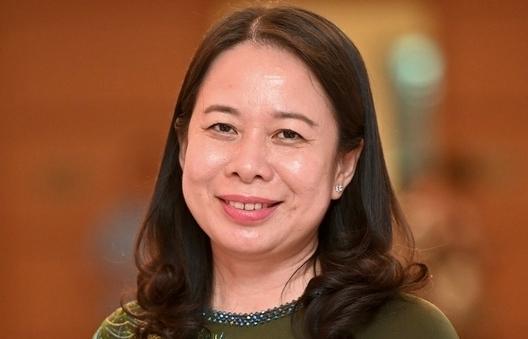 Bí thư An Giang Võ Thị Ánh Xuân được đề cử để bầu Phó Chủ tịch nước