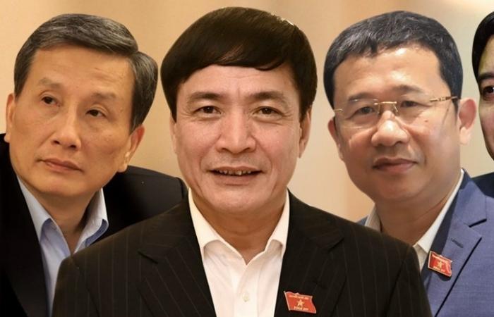 Ông Bùi Văn Cường được bầu làm Tổng Thư ký Quốc hội
