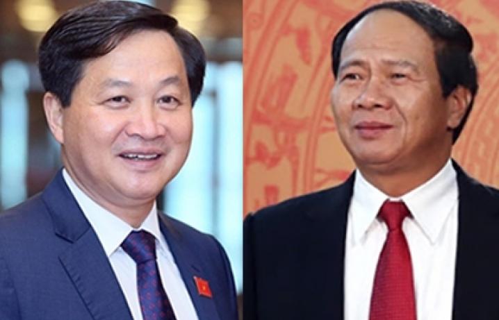 Trình phê chuẩn bổ nhiệm 2 Phó Thủ tướng và 12 Bộ trưởng, trưởng ngành