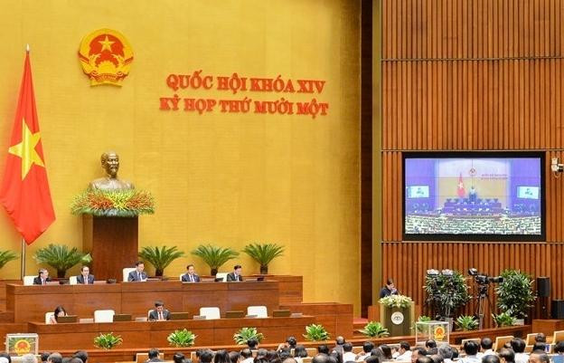 Phê chuẩn bổ nhiệm 2 Phó Chủ tịch và 8 Ủy viên Hội đồng bầu cử Quốc gia
