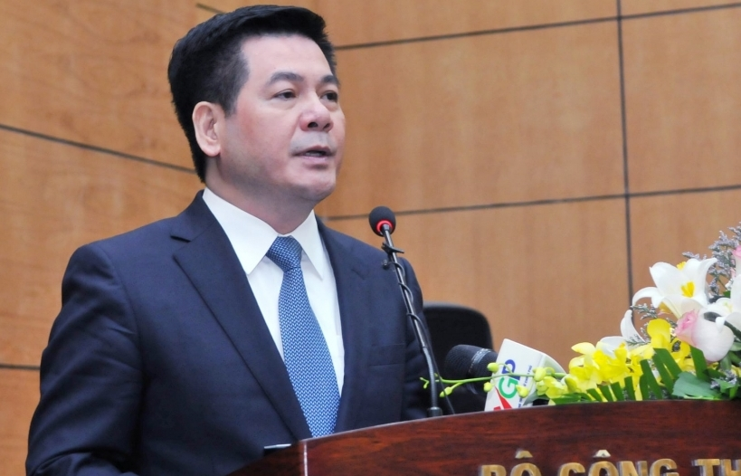 Ông Nguyễn Hồng Diên nhậm chức Bộ trưởng Bộ Công Thương