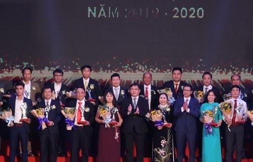 Trao Giải thưởng Chất lượng Quốc gia cho 116 doanh nghiệp