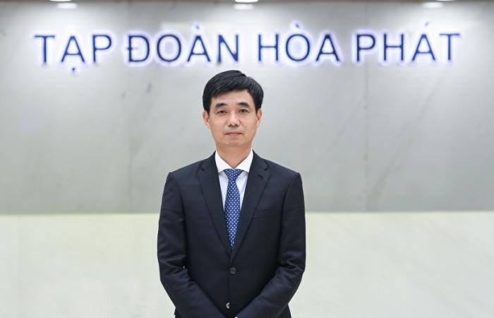 Ông Nguyễn Việt Thắng giữ chức Tổng Giám đốc Tập đoàn Hòa Phát