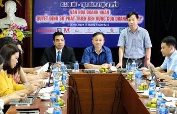 Văn hóa doanh nghiệp Việt chưa được xây dựng đúng tầm