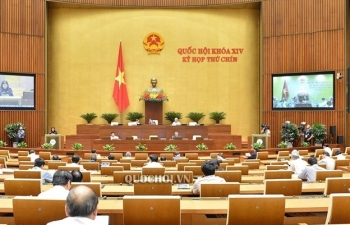 Quốc hội xem xét đề nghị phê chuẩn quyết toán ngân sách nhà nước năm 2018