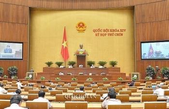 Hôm nay Quốc hội thảo luận trực tuyến về Luật Đầu tư (sửa đổi)