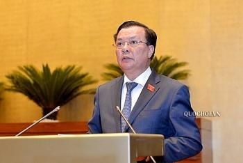 Trình Quốc hội phê chuẩn quyết toán ngân sách nhà nước năm 2018