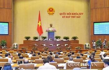 Quốc hội liên tiếp thông qua 4 luật