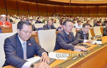 Quốc hội thông qua Nghị quyết kỳ họp thứ 7, Quốc hội khoá XIV