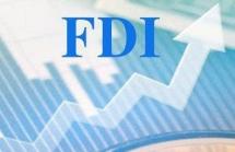 Ấn Độ thu hút FDI cao kỷ lục