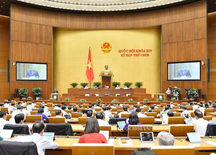 Quốc hội thảo luận về cơ chế tài chính-ngân sách đặc thù với Hà Nội