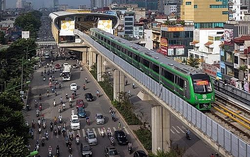 Bí thư Hà Nội Vương Đình Huệ nói gì về hạn hoàn thành đường sắt Cát Linh-Hà Đông?