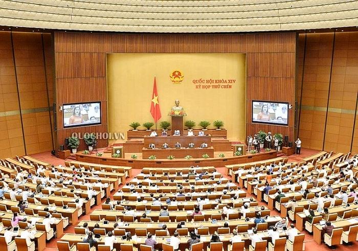 Hôm nay Quốc hội biểu quyết thông qua 4 dự án luật quan trọng