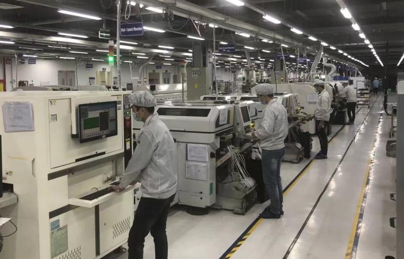 Hầu hết doanh nghiệp trong khu công nghiệp tại Bắc Giang hoạt động trở lại từ 1/7