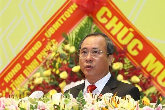 Ông Trần Văn Nam, Bí thư Tỉnh ủy Bình Dương