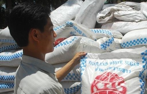 Thái Lan đề nghị xem xét lại việc áp thuế chống bán phá giá đường