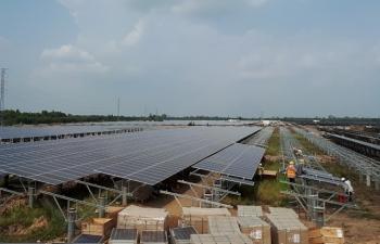 EVN nói gì khi điện mặt trời không giải toả hết công suất?