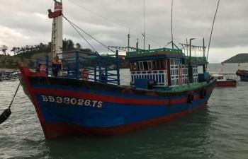Hiệp hội Nghề cá phản đối Trung Quốc cản trở ngư dân Việt Nam khai thác hải sản
