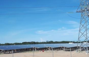 Điện năng lượng tái tạo tăng nhanh,