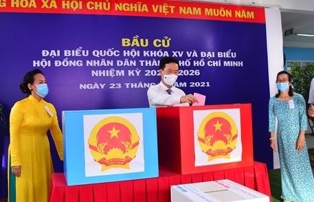 499 người trúng cử đại biểu Quốc hội khóa XV đều bảo đảm tiêu chuẩn, tư cách