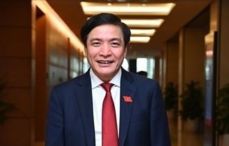 Ông Bùi Văn Cường tiếp tục giữ chức Tổng Thư ký Quốc hội