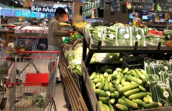 Hà Nội: Tổng sản phẩm trên địa bàn 9 tháng tăng 1,28%
