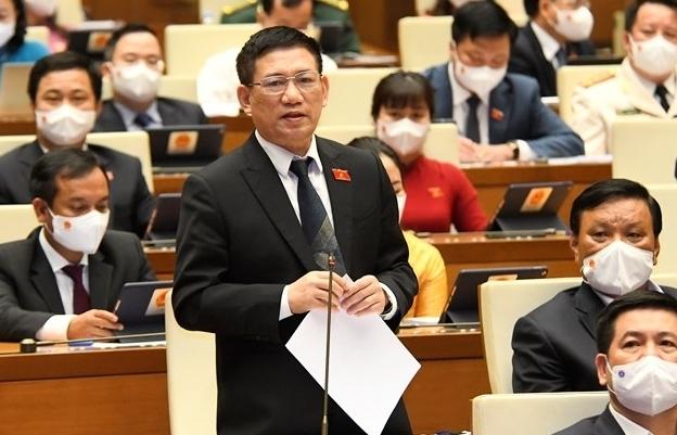 Bộ trưởng Hồ Đức Phớc: Hoàn thiện pháp luật là một đột phá để phát triển