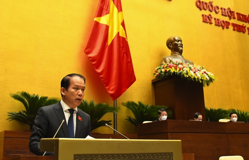 Trình Quốc hội cho ý kiến dự thảo Luật Đất đai (sửa đổi) năm 2022